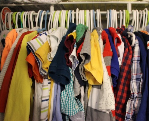UU Fellowship of Winston-Salem Clothing Closet