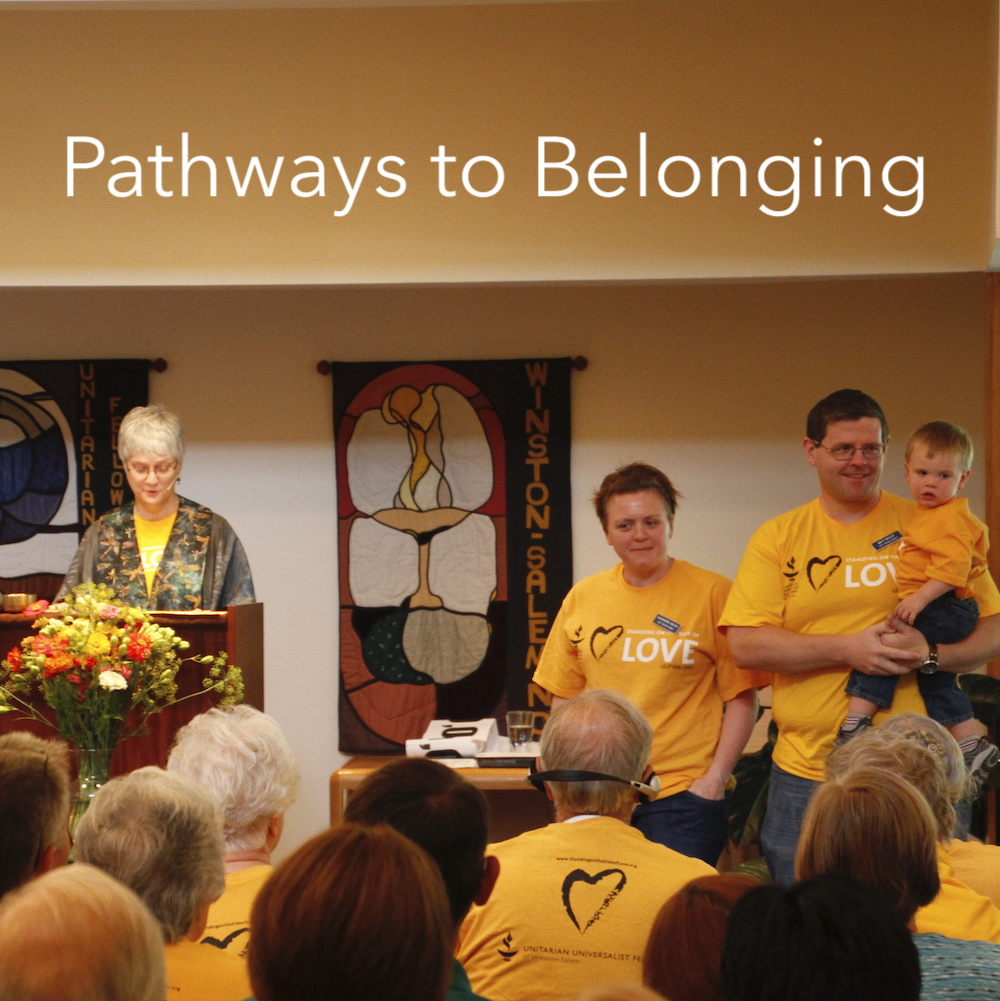 Pathways to Belonging